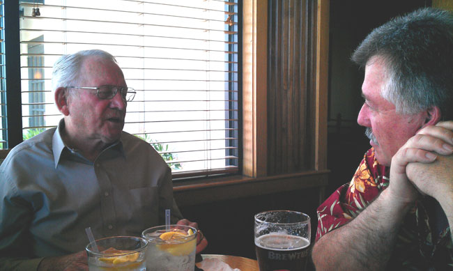 Bill and Joel